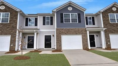Pickens County Townhouse For Sale: 122 Northridge Court