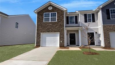 Pickens County Townhouse For Sale: 124 Northridge Court