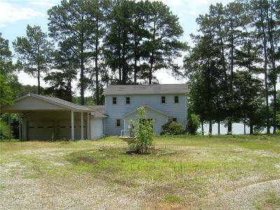 Anderson County, Oconee County, Pickens County Single Family Home For Sale: 313 Sandy Shores Drive