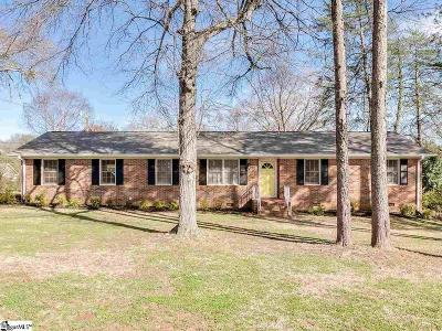 Pickens County Single Family Home For Sale: 313 Katherine Street