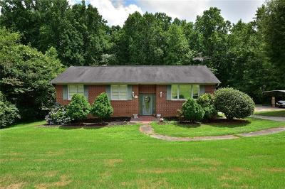 Seneca SC Single Family Home For Sale: $207,500