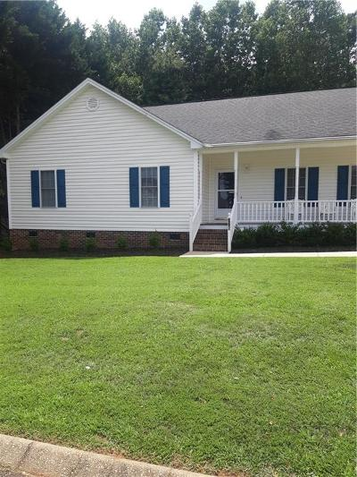 Pickens County Single Family Home For Sale: 305 Patio Road