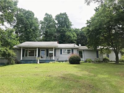 Pickens County Single Family Home For Sale: 4818 Six Mile Highway