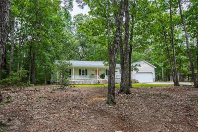 Greenville County Single Family Home For Sale: 218 Geoorge's Hideaway