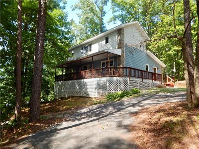 Oconee County Single Family Home For Sale: 233 Chestnut Drive