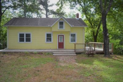 Abbeville County Single Family Home For Sale: 1104 Haigler Street