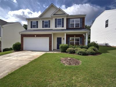 Greenville County Single Family Home For Sale: 412 Chartwell Drive