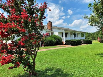 Single Family Home For Sale: 292 Searcy Road