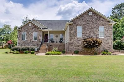 Anderson County Single Family Home For Sale: 152 Woodstone Drive