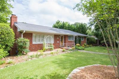 Single Family Home For Sale: 2817 Bellview Road