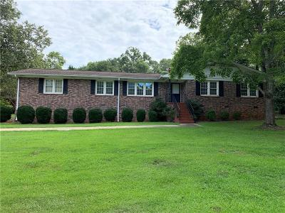 Central Single Family Home For Sale: 139 Briarcliff Road