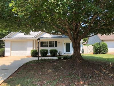 Pendleton Single Family Home For Sale: 101 Colonial Court