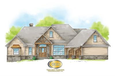 The Reserve At Lake Keowee Single Family Home For Sale: 154 Parkview Lane
