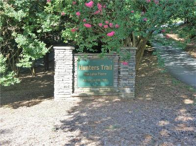 Residential Lots & Land For Sale: 1422 Hunters Trail