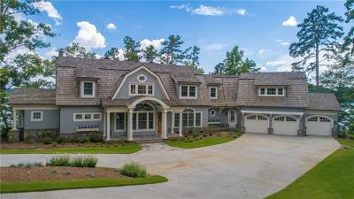 The Reserve At Lake Keowee, Cliffs At Keowee, Cliffs At Keowee Falls North, Cliffs At Keowee Falls South, Cliffs At Keowee Springs, Cliffs At Keowee Vineyards Single Family Home For Sale: 106 Prince Lane