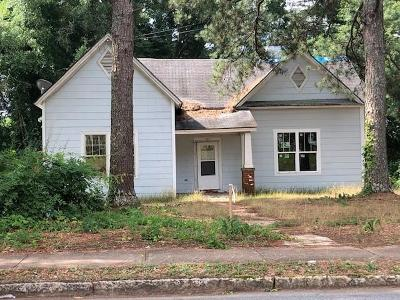 Anderson Single Family Home For Sale: 1007 W Market Street