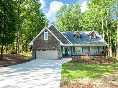 Pickens County Single Family Home For Sale: 110 Gilstrap Drive