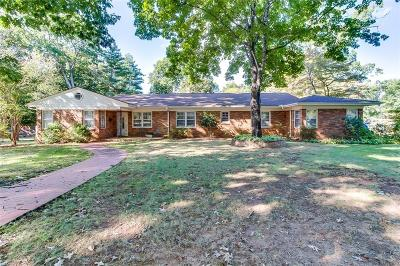 Pickens County Single Family Home For Sale: 600 Southway Street