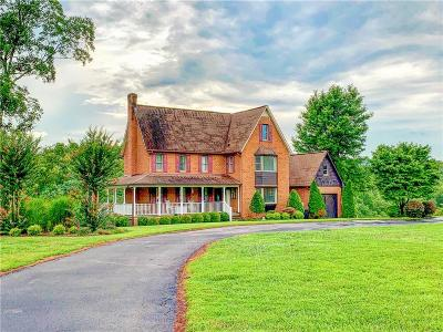 Walhalla Single Family Home For Sale: 351 Chalmers Mountain Road