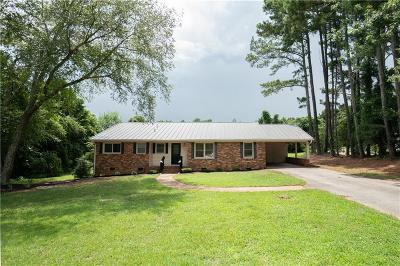 Clemson Single Family Home For Sale: 750 Berkeley Drive
