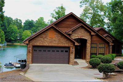 Oconee County, Pickens County Single Family Home For Sale: 221 Dodgins Lane