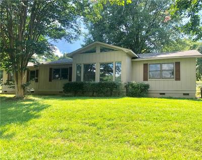Pickens County Single Family Home For Sale: 110 Dan Ross Road