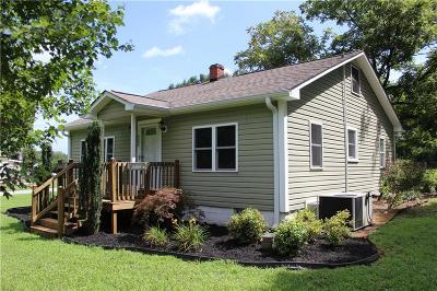 Anderson County Single Family Home For Sale: 808 Central Road