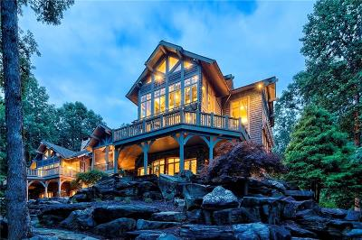 Sunset SC Single Family Home For Sale: $3,600,000