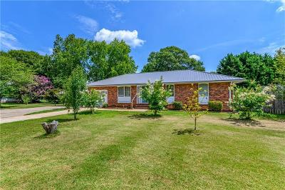Piedmont Single Family Home For Sale: 2500 Highway 86 Highway