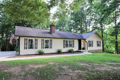 Oconee County Single Family Home For Sale: 105 Country Acres Road
