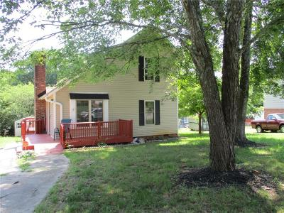 Single Family Home For Sale: 329 Jamestown Road
