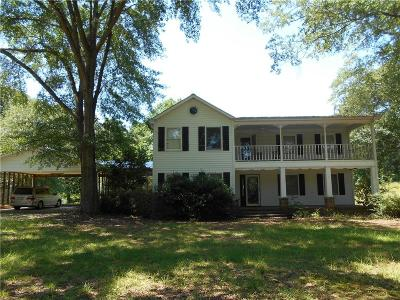 Central Single Family Home Contract-Take Back-Ups: 1704 Old Seneca Road