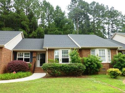 Holly Creek Single Family Home For Sale: 106 Holly Ridge