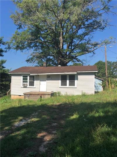 Anderson County Single Family Home For Sale: 403 Hammett Street