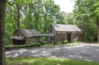 Single Family Home For Sale: 220 Warbranch Road