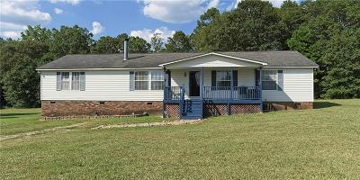 Piedmont Single Family Home For Sale: 49 Gunter Road