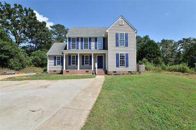 Clemson, Seneca Single Family Home For Sale: 111 Tall Willow Drive