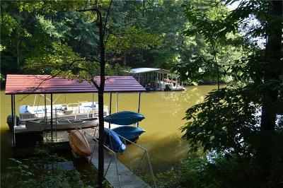 West Union, Seneca/west Union Residential Lots & Land For Sale: 181 W Waters Edge Lane