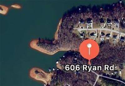 Residential Lots & Land For Sale: 608 Ryan Rd. Road
