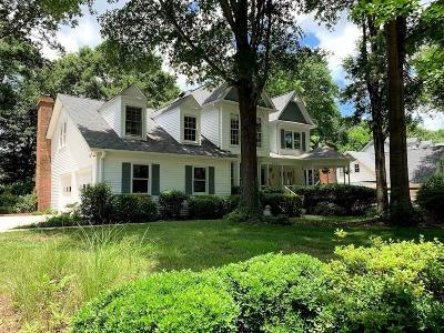 Simpsonville Single Family Home For Sale: 305 Circle Slope Drive