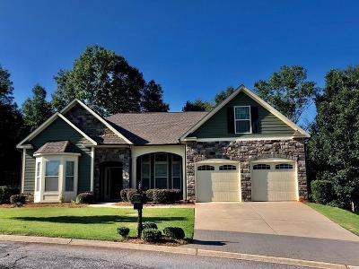 Anderson Single Family Home For Sale: 126 Stone Cottage Drive
