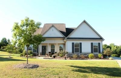 Williamston Single Family Home For Sale: 4 Squirrels Nest Court