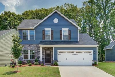 Simpsonville Single Family Home For Sale: 816 Silverwood Way