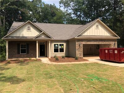 Clemson Single Family Home For Sale: 309 Augusta Road