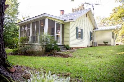 Walhalla Single Family Home For Sale: 133 Charlie Mitchell Road