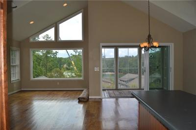West Union Single Family Home For Sale: 1230 Melton Road