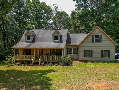 Seneca Single Family Home For Sale: 150 Friendship Valley Road