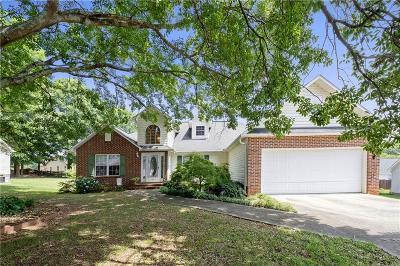 Amberwood Single Family Home For Sale: 170 Amberwood Drive