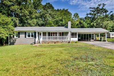 Central Single Family Home For Sale: 915 Brock Street