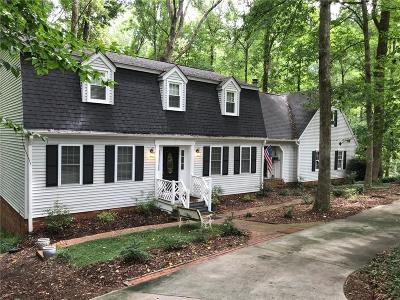 Anderson Single Family Home For Sale: 204 Sweetgum Trail